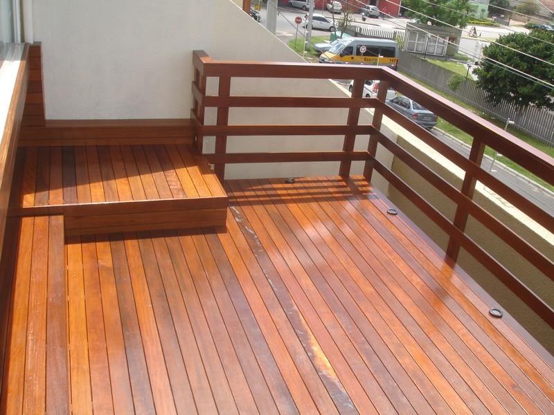Decks em Curitiba - Construção de Decks Curitiba - Euro Deck